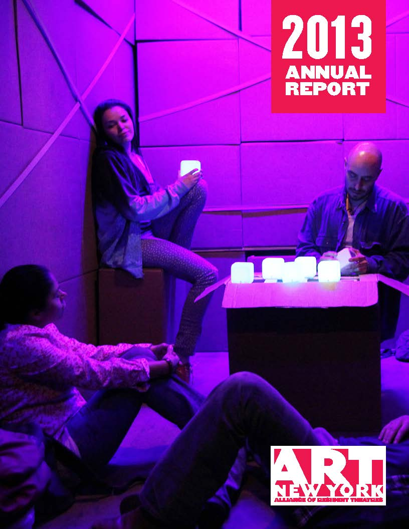 A.R.T./New York 2013 Annual Report