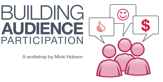Building Audience Participation