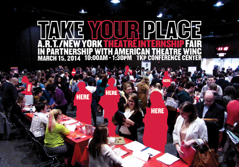 The alliance of resident theatres new york for Internship new york