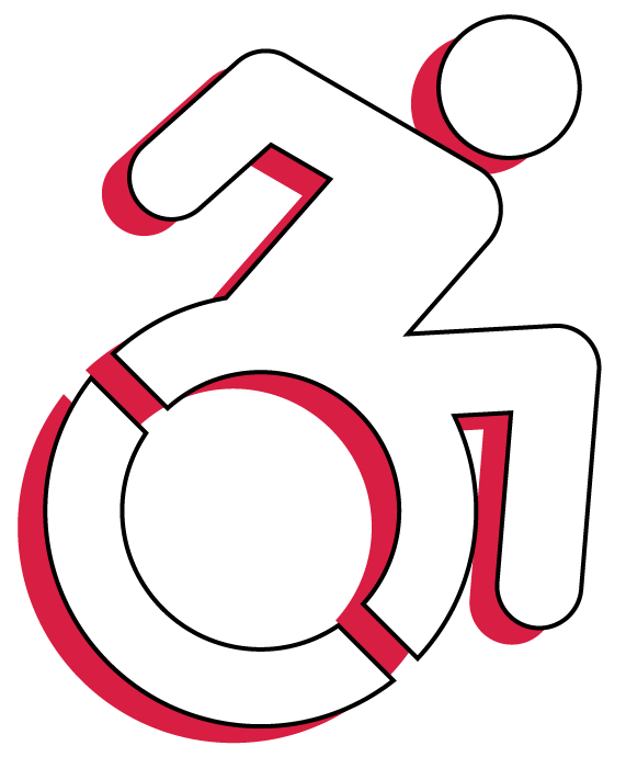 illustration of the accessibility icon